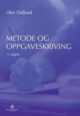 Metode- og oppgaveskriving for studenter