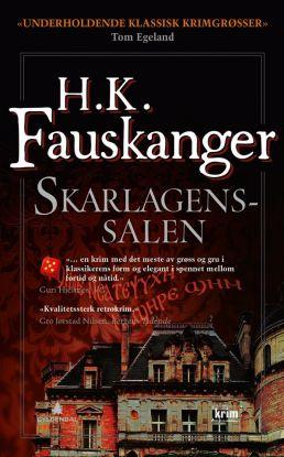 Skarlagenssalen, eller Det røde rom gjengitt etter Oskar Prods Brattenschlags etterlatte nedtegnelse