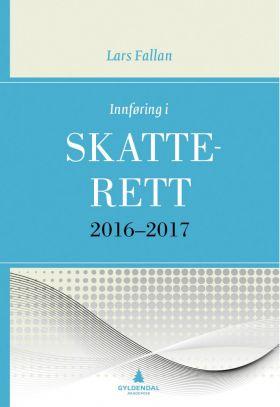 Innføring i skatterett 2016-2017