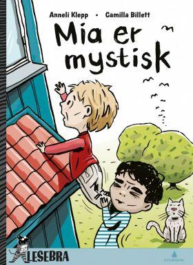Mia er mystisk