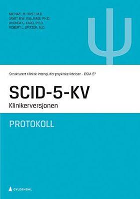 SCID-5-KV protokoll