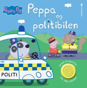 Peppa og politibilen