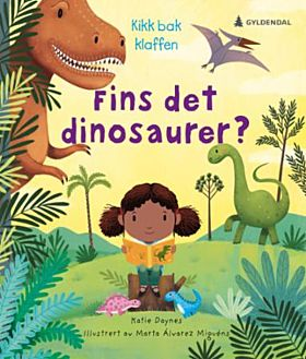 Fins det dinosaurer?