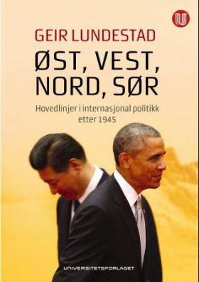Øst, vest, nord, sør