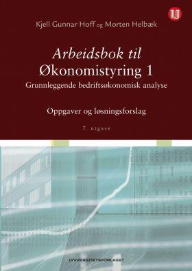 Arbeidsbok til Økonomistyring 1