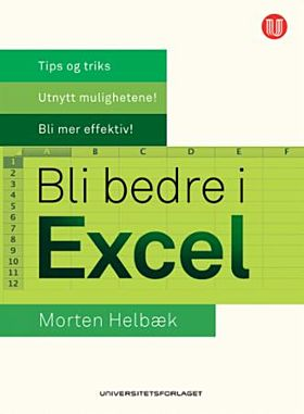Bli bedre i Excel