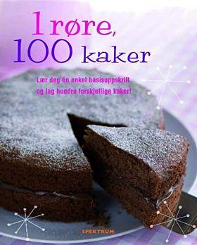 1 røre, 100 kaker