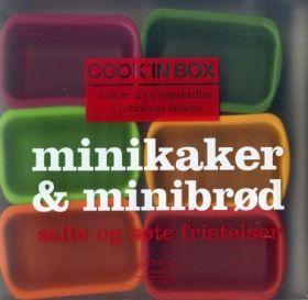 Minikaker & minibrød