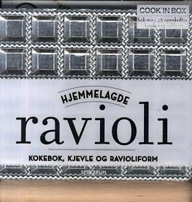 Hjemmelagde ravioli