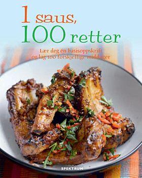 1 saus, 100 retter