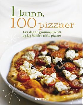 1 bunn, 100 pizzaer