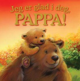 Jeg er glad i deg, pappa!