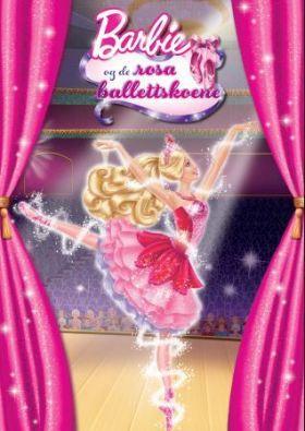 Barbie og de rosa ballettskoene