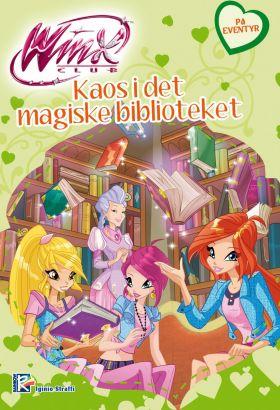 Kaos i det magiske biblioteket