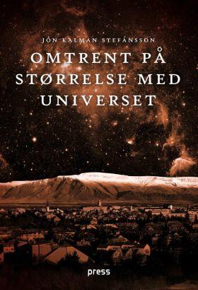Omtrent på størrelse med universet