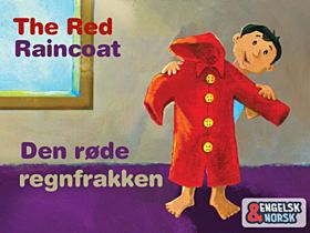 Den røde regnfrakken = The red raincoat