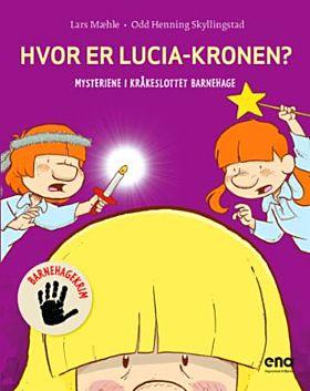 Hvor er Lucia-kronen?