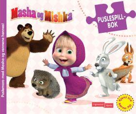 Puslemoro med Masha og vennene hennes!