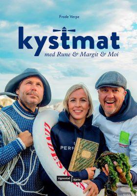 Kystmat med Rune & Margit & Moi - SIGNERT ved nettbestilling