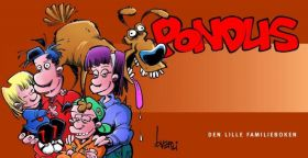 PONDUS MINIBOK - DEN LILLE FAMILIEBOKEN#
