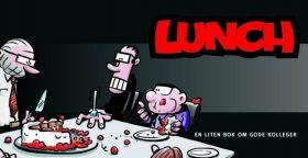 LUNCH MINIBOK - EN LITEN BOK OM GODE KOLLEGER#