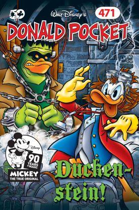 Walt Disney's Duckenstein!