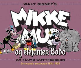 Mikke Mus og elefanten Bobo