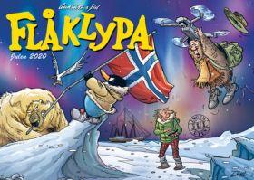 Flåklypa - Kjell Aukrust jul
