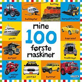 Mine 100 første maskiner