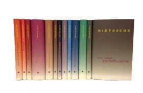 Nietzsches samlede verker