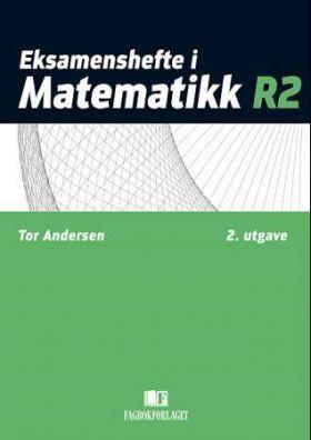 Eksamenshefte i matematikk R2