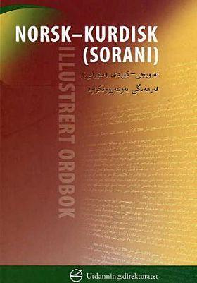 Norsk-kurdisk (sorani) illustrert ordbok