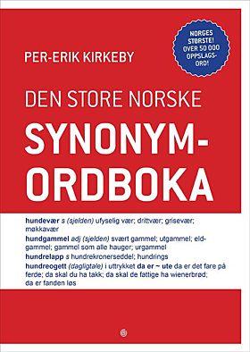 Den store norske synonymordboka