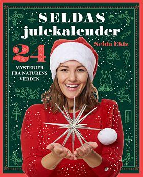 Seldas julekalender - SIGNERT ved nettbestilling sendt hjem