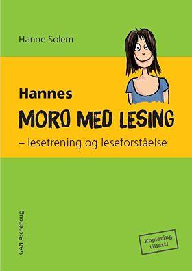 Hannes moro med lesing