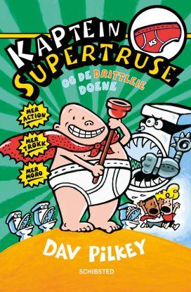 Kaptein Supertruse og de drittleie doene