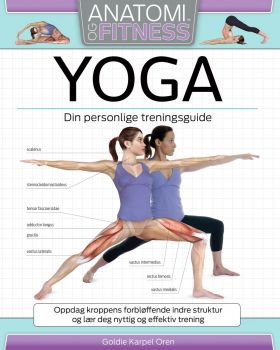 Anatomi og fitness: yoga