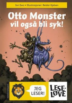 Otto monster vil også bli syk!