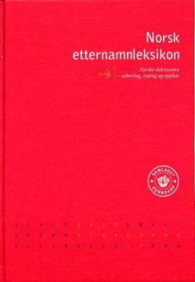 Norsk etternamnleksikon