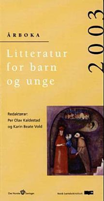 Litteratur for barn og unge 2003