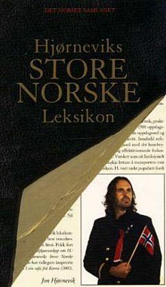 Hjørneviks store norske leksikon