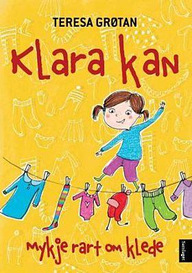 Klara kan mykje rart om klede