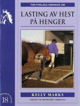 Lasting av hest på henger