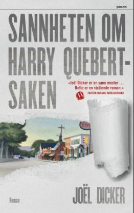 Sannheten om Harry Quebert-saken