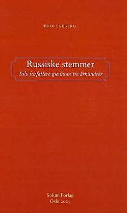 Russiske stemmer