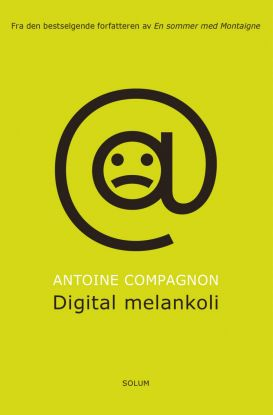 Digital melankoli
