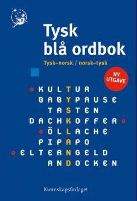 Tysk blå ordbok