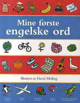 Mine første engelske ord
