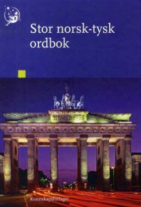 Stor norsk-tysk ordbok