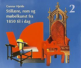 Stillære, rom og møbelkunst fra 1850 til i dag